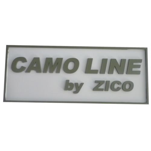 ČLUN ZICO CL270 pevná záď lam. podlaha vesla pumpa