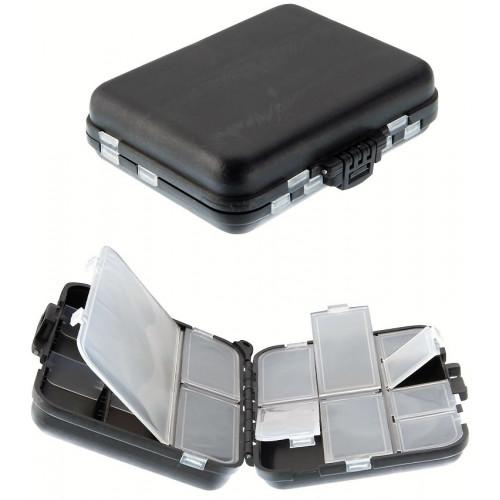 K-DON box na háčky a karabinky 12x10x3,3cm