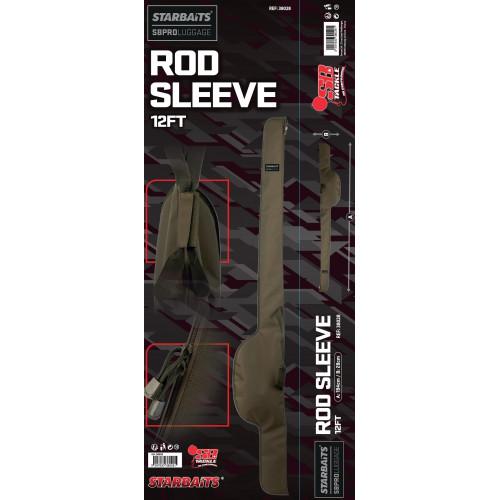 Obal na prut PRO Individual Sleeve 12ft 3,6m STARBAITS