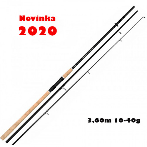 3 Kraft All-round 3,60m 10-40g - NOVINKA 2020