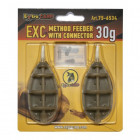 EXC METHOD FEEDER WITH CONNECTOR 2ks